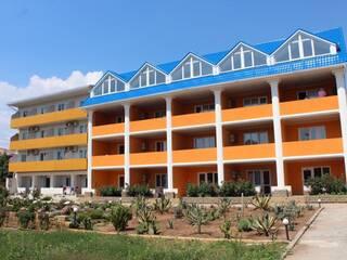 Гостиница Gala Paradise Новофедоровка, АР Крым