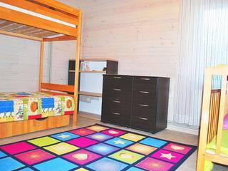 1 этаж 2 комнаты 4 человека 2+1+1