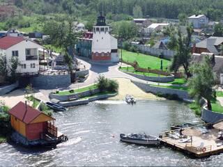 База отдыха Маяк Каменные Потоки, Полтавская область