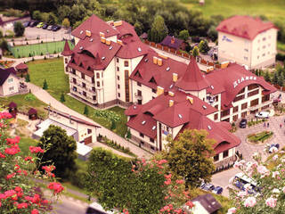 Гостиница ДиАнна 4* Сходница, Львовская область