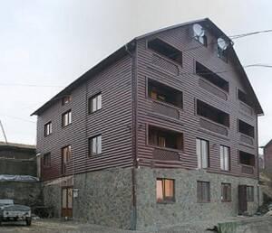 Гостиница Ґреку Буковель (Поляница)