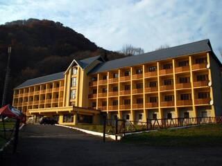 Гостиница Эдельвейс Соль, Закарпатская область