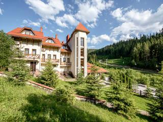 Гостиница Захар Беркут Волосянка, Львовская область