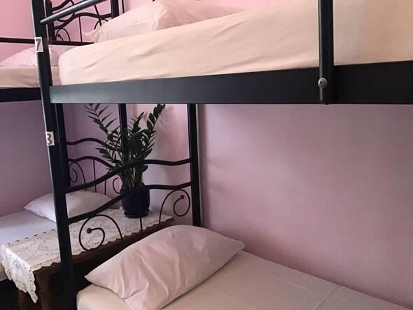 Дамские покои - Life Hostel