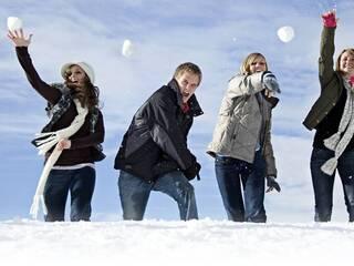 Зимовий відпочинок для студентів