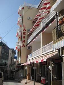 Гостиница Лагуна Утес