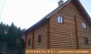 Гостиница Буковель-SKI Буковель (Поляница)