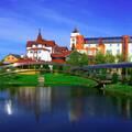 Замок-отель Вышеград