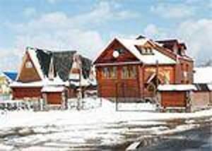 Мотель Трембита Межгорье