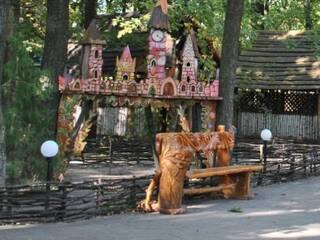 База отдыха Росинка Козацьке село Орловщина, Днепропетровская область