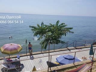 Мини-гостиница Отдых на самом береге моря Вапнярка, Одесская область