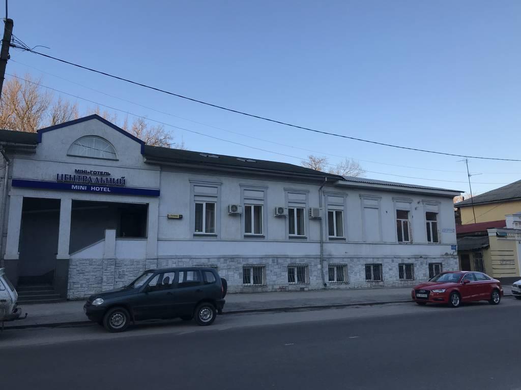Центральный отель в Полтаве