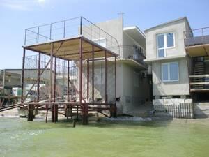 Мини-гостиница Морской отдых Новая Дофиновка
