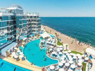 Гостиница Resort & SPA Hotel NEMO with dolphins, Одесса