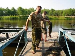 Усадьбу на Weekend забронируй, получи бесплатную рыбалку!