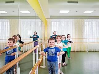 """Танц-класс, детский лагерь """"Славутич"""""""