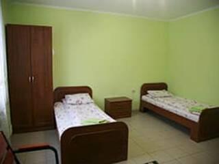 2 местный номер с двумя раздельными кроватями