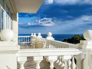 Балкон 2-комн.апартаментов