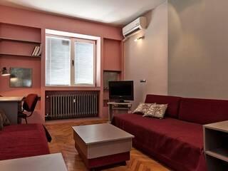 Квартира Увлекательная квартира отделана в глубоких, приятных глазу цветах Львов, Львовская область