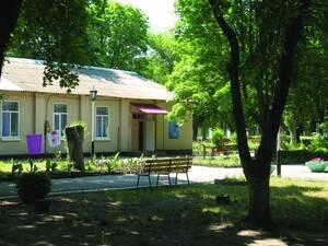 Детский лагерь им. Гагарина Одесса