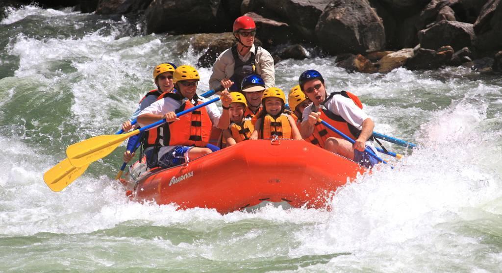 ТОП-5 идей для активного отдыха в Карпатах
