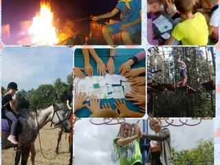 Дитячий табір в Ворзелі + Психологія!