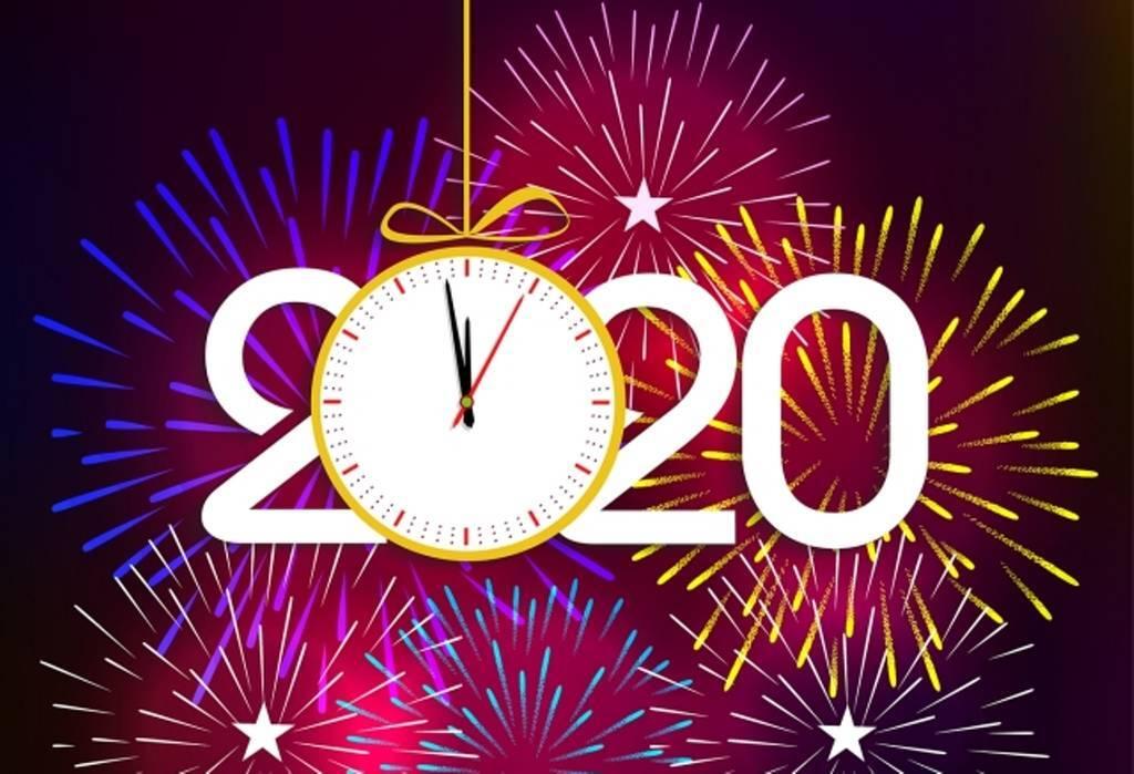 Отмечаем Новый год 2020 в сказочном зимнем лесу на берегу реки Днепр.