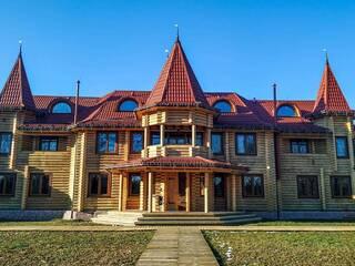 База отдыха Загородный комплекс Fort Pirnov Park Пирново, Киевская область