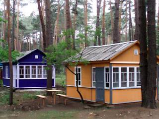 База отдыха Зеленый Бор Новоселки, Киевская область