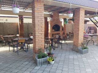 База отдыха Мини отель ПолЯна Приморский Посад, Запорожская область