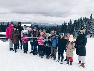 Новогодние каникулы Camp Life в Карпатах со 2 по 10 января 2018года.
