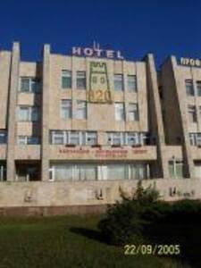 Гостиница Профсоюзный Луцк