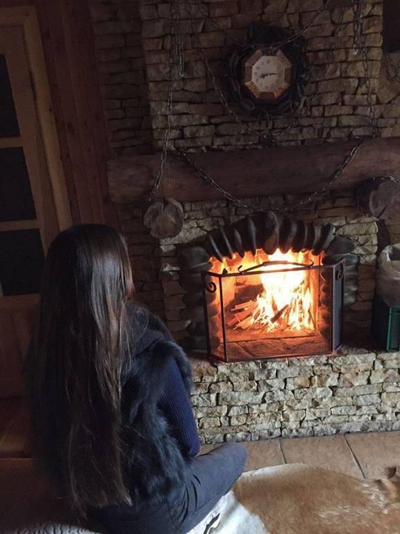 День закоханих  в гостинній садибі «Родинне гніздо»!
