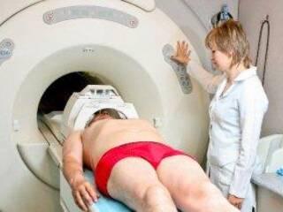 МРТ у санаторії «Хмільник»