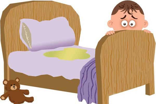 Лікування нічного енурезу у дітей