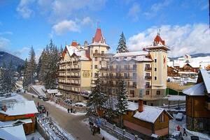 Гостиница Patkovski Hotel Буковель (Поляница)