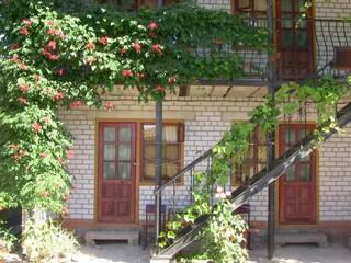 Частный сектор Гостевой двор Петровского 31 Кирилловка, Запорожская область