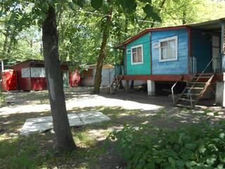 Частный сектор Дачный дом на три номера с отдельными входами и верандами Щурово, Донецкая область