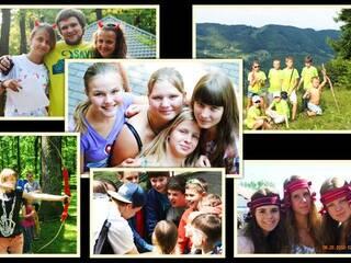Детский лагерь Quest Camp Синевирская Поляна, Закарпатская область