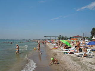 Пляж «Лузановка»