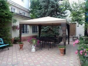 Частный сектор Гостевой дом на Каманина 3а Одесса