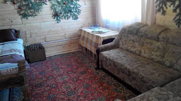 """4-х місний номер - Відпочинок в Карпатах """"Приватна еко-садиба """"У Мирослави"""""""