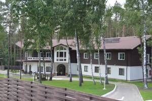 Мотель Chalet Вита Почтовая