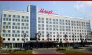 Гостиница Мир Ровно