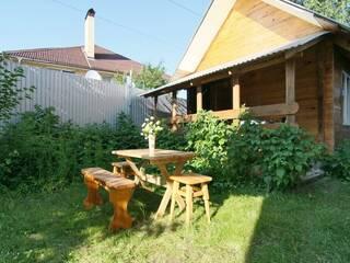 Мини-гостиница Деревянный Домик для уютного отдыха на Свитязе-70м Шацкие озера Свитязь, Волынская область