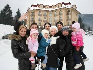 """У """"Гранд Отеля Пилипец"""" 4* в Карпатах новый сайт!"""
