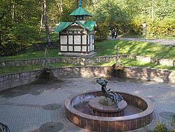 Бальнеологические курорты в Львовской области