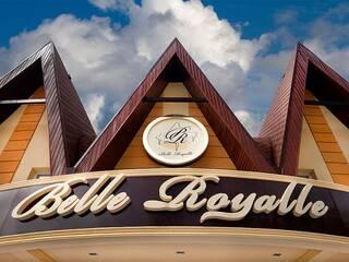 Гостиница Belle Royalle Мукачево, Закарпатская область