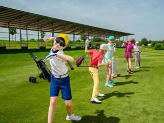 Детский лагерь Спортивный гольф-лагерь Sports Golf Camp Гавронщина, Киевская область