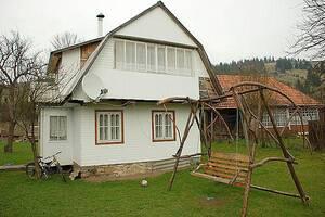 Гостиница Трембита Пилипец